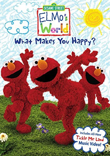 Elmo's World What Makes You H Sesame Street Nr