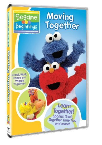 Moving Together Sesame Street Beginnings Nr