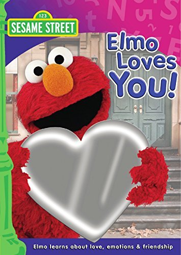 Sesame Street Elmo Loves You! Nr