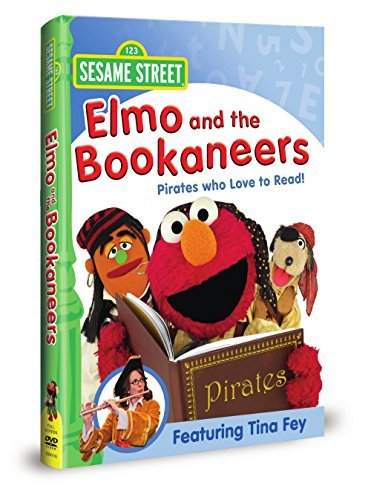 Elmo & The Bookaneers Sesame Street Nr
