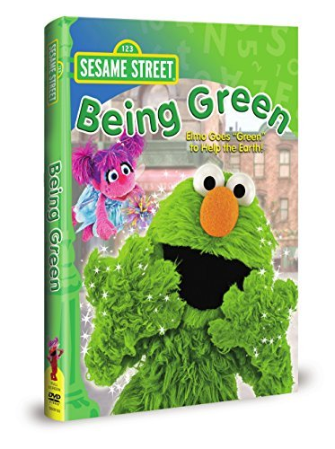 Sesame Street Being Green Nr