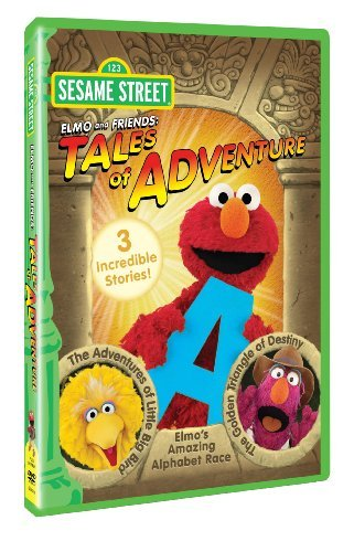 Sesame Street Elmo & Friends Tales Of Adven Nr