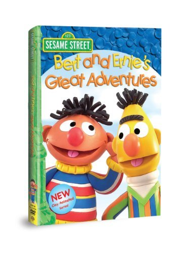 Sesame Street Bert & Ernie's Great Adventure Nr