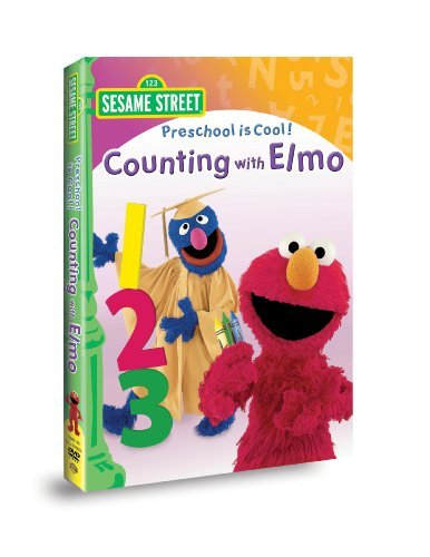 Sesame Street Preschool Is Cool Counting Wit Nr