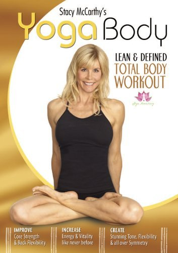 Stacey Mccarthy Yoga Body Lean & Strong Nr