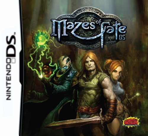 Ninds Mazes Of Fate 2 T