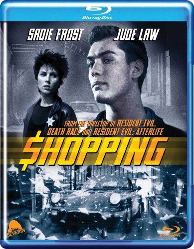 Shopping Law Frost Bean Pryce Blu Ray Ws Nr