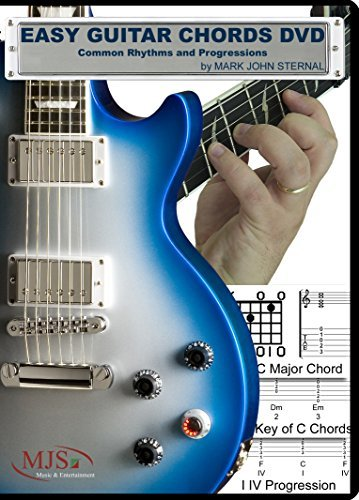 Mark John Sternal Easy Guitar Chords Common Rhythms And Progressions
