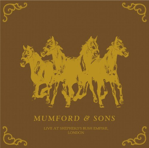 Mumford & Sons Sigh No More Deluxe Ed. 3 CD