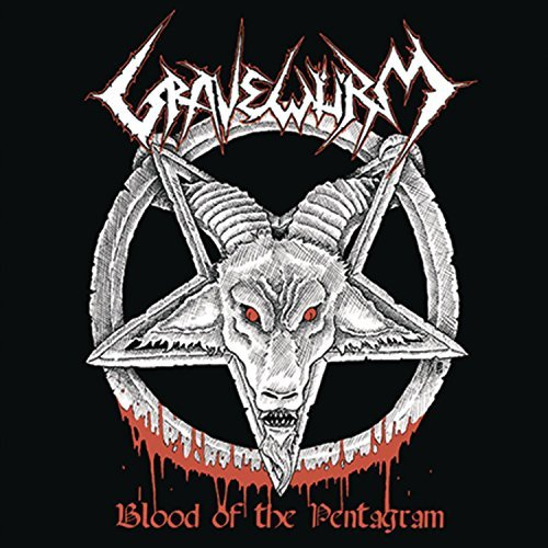 Gravewurm Blood Of The Pentagram
