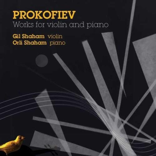 S. Prokofiev Works For Vn & Pno