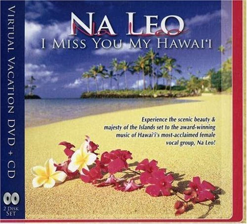 Na Leo I Miss You My Hawai'i Incl. DVD