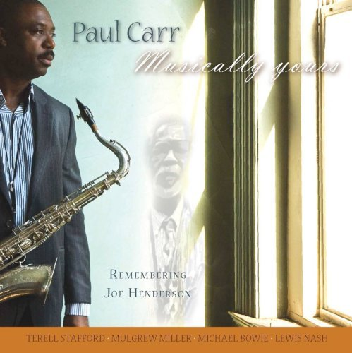 Carr Paul Musically Yours Remembering Jo
