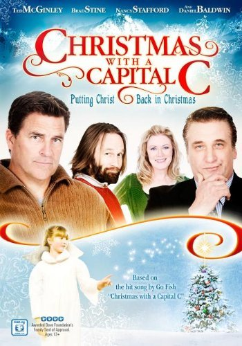 Christmas With A Capital C Mcginley Baldwin Stafford Stin Ws Nr