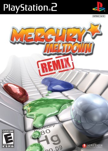 Ps2 Mercury Meltdown