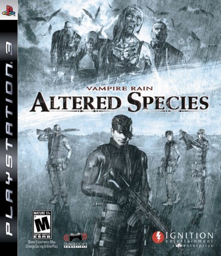 Ps3 Vampire Rain Altered Species M