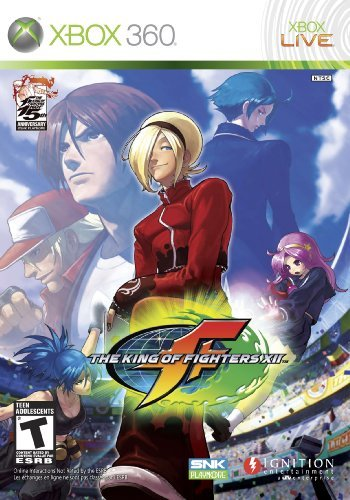 X360 King Of Fighters Xii