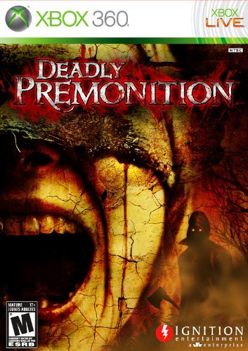 Xbox 360 Deadly Premonition