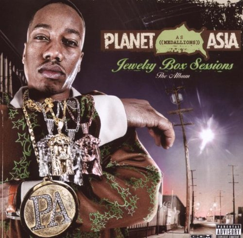Planet Asia Jewelry Box Sessions The Albu Explicit Version