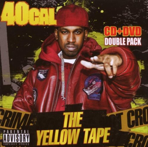 40 Cal Yellow Tape Explicit Version Incl. Bonus DVD