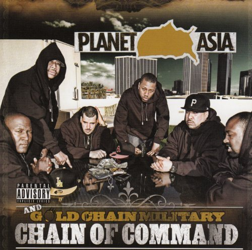 Planet Asia & Gold Chain Milit Chain Of Command Explicit Version