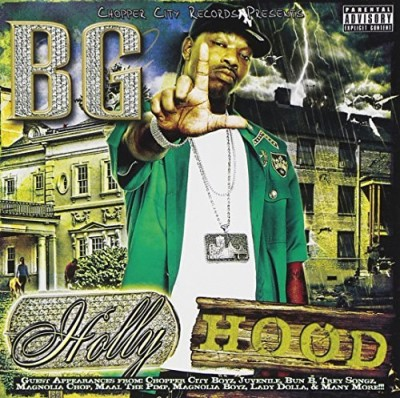 B.G. Hollyhood Explicit Version