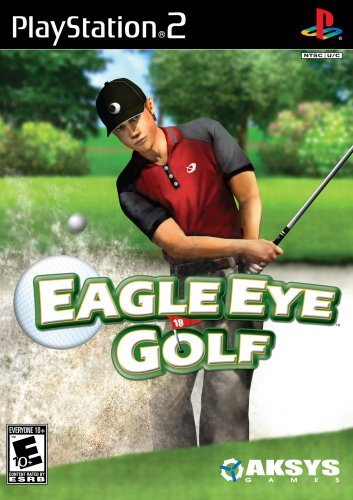 Ps2 Eagle Eye Golf