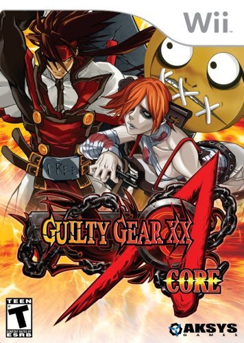 Wii Guilty Gear Xx Accent Core