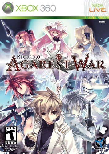 X360 Record Of Agarest War