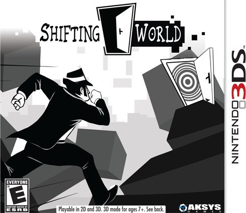 Nintendo 3ds Shifting World Aksys Games Localizing Inc. E