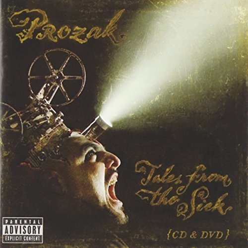 Prozak Tales From The Sick Explicit Version 2 CD