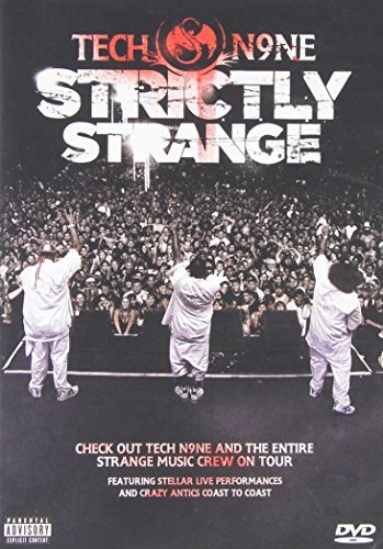 Tech N9ne Strictly Strange Explicit Version