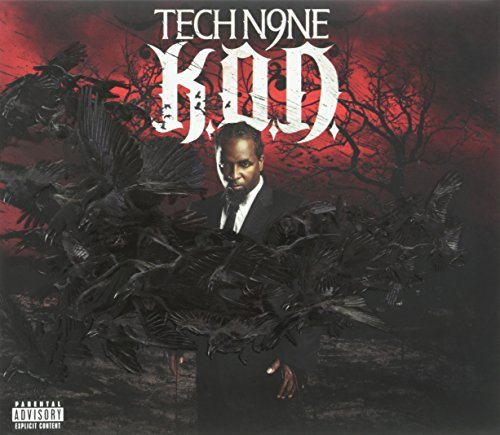 Tech N9ne K.O.D. Explicit Version