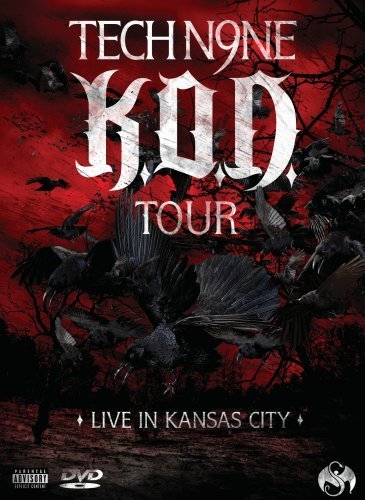 Tech N9ne K.O.D. Tour Live In Kansas Ci Explicit Version Nr Ntsc(0)