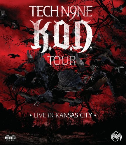Tech N9ne K.O.D. Tour Live In Kansas Ci Explicit Version Nr