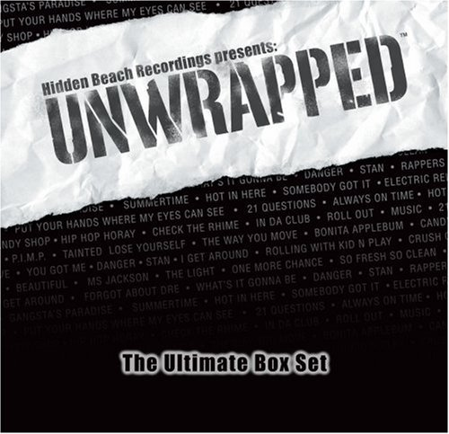Unwrapped The Ultimate Box Set Unwrapped The Ultimate Box Set 4 CD