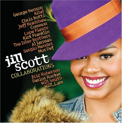 Jill Scott Jill Scott Collaborations 2 CD