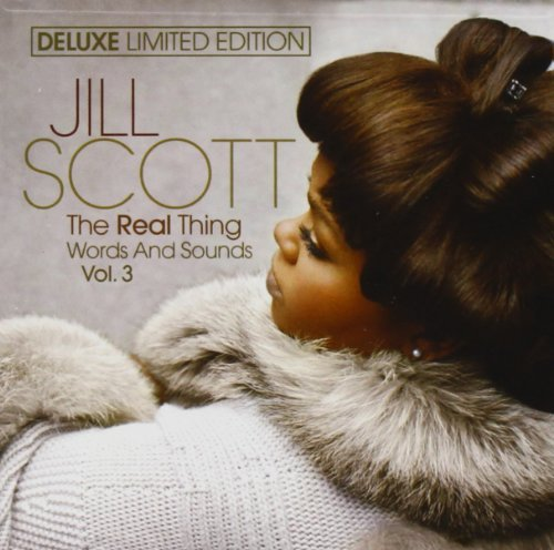 Jill Scott Vol. 3 Real Thing Words & Sou Deluxed Ed. Incl. Bonus DVD
