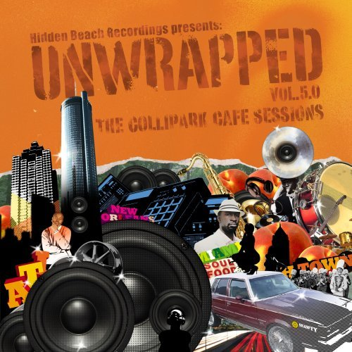 Unwrapped Vol. 5 Collipark Cafe Sessions