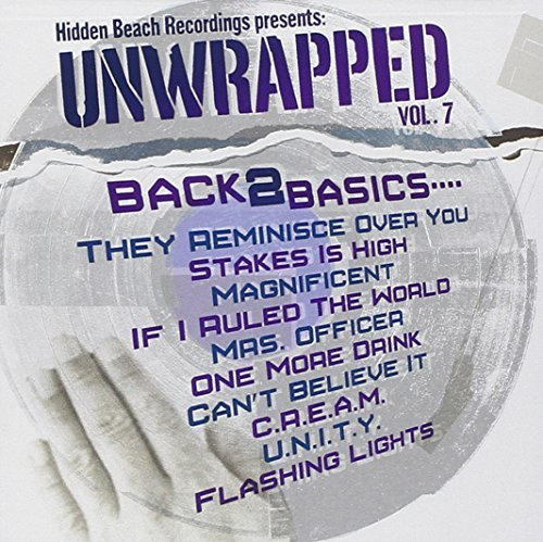 Unwrapped Vol. 7 Hidden Beach Recordings