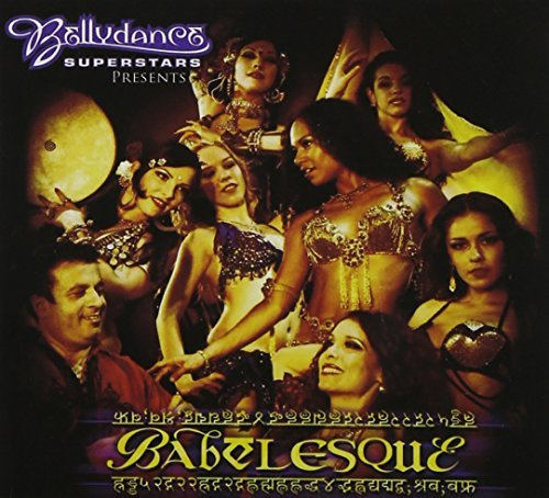 Various Artists Bellydance Superstars Babelesq