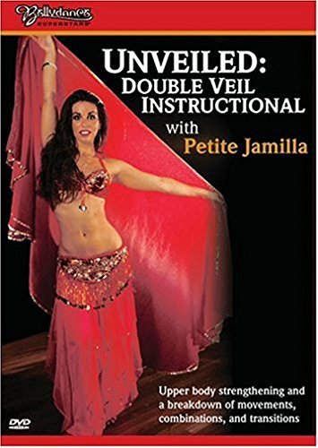 Petite Jamilla Bellydance Superstars Unveiled Nr