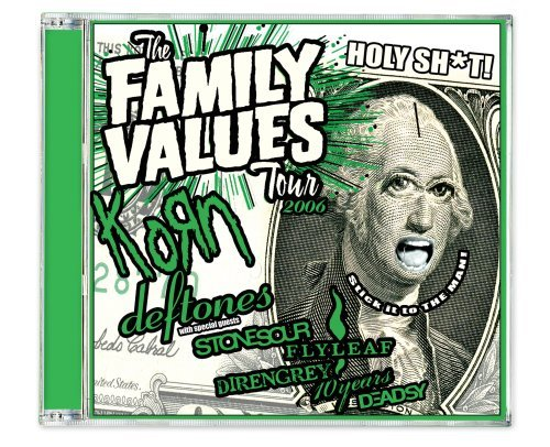 Family Values Tour 2006 Family Values Tour Clean Version Korn Flyleaf 10 Years Deadsy