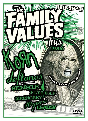 Family Values Tour 2006 Family Values Tour Explicit Version Korn Flyleaf 10 Years Deadsy