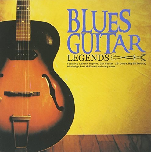 Blues Guitar Legends Blues Guitar Legends CD R