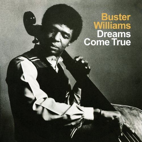 Williams Buster Dreams Come True CD R