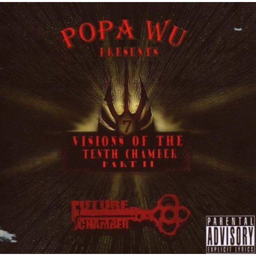 Popa Wu Visions Of The 10th Chamber Pt Explicit Version Incl. Bonus Track