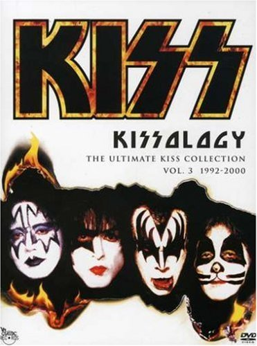Kiss Vol. 3 Kissology 1992 2000 4 DVD