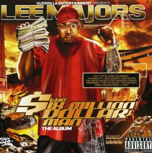 Majors Lee Six Million Dollar Man Explicit Version