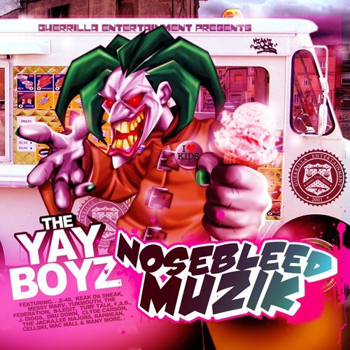 Yayboyz Nosebleed Muzik Explicit Version